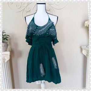 "O'Neill Dresses - NWT O'neill ""Valerie"" Embroidered Dress"
